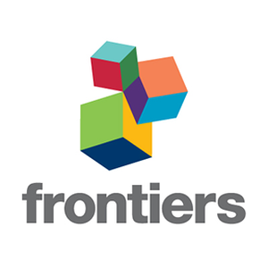 Frontiers logotyp