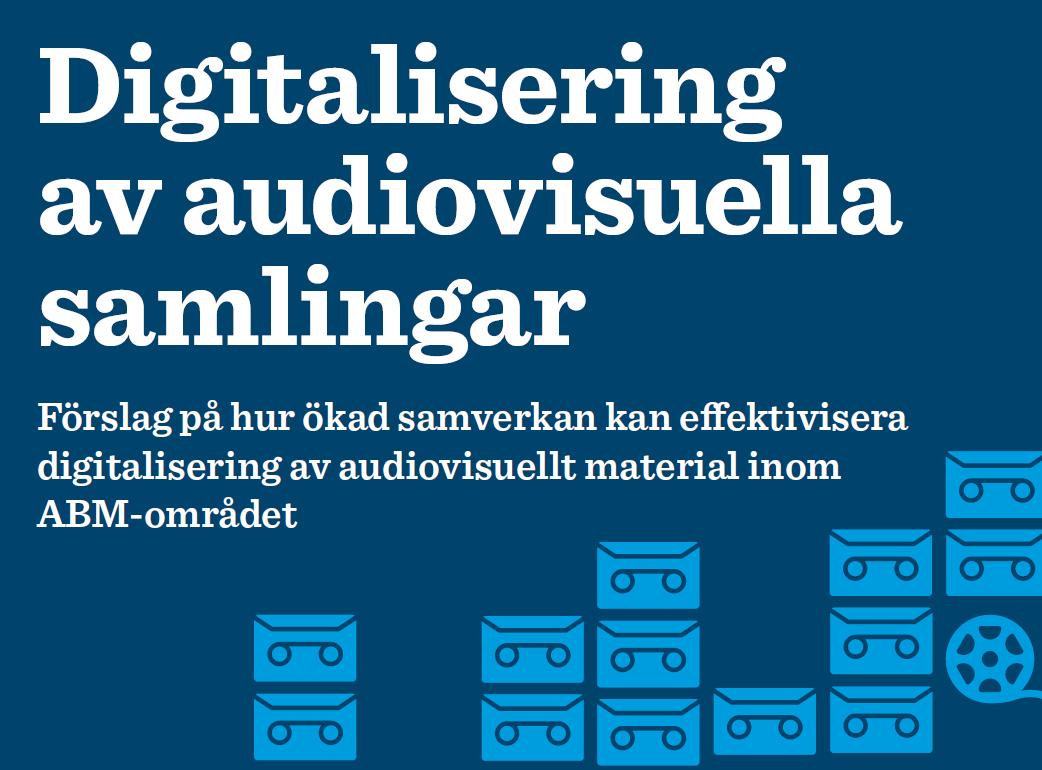 Det offentliga kan digitaliseras mer
