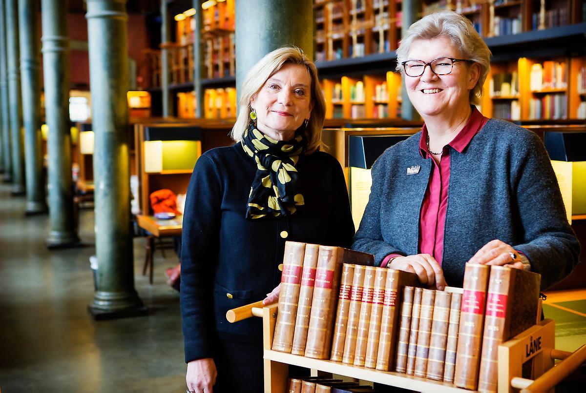 450 år av riksdagens historia på nätet